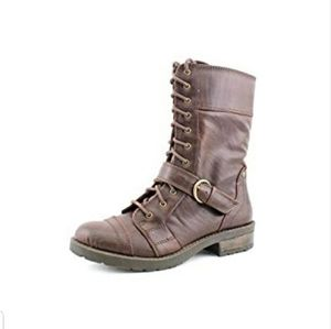 White Mountain FlyMan Military Combat Boots 8.5
